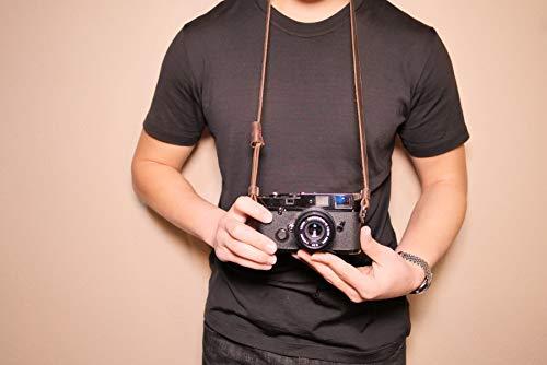 Henri by Eric Kim Handmade Premium Leather Camera...