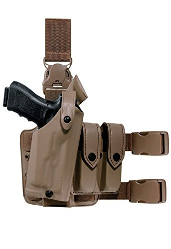 Safariland 6005 SLS Tactical Holster with Quick Release FNH FNS ALS 40 Only Holster, Black, Right