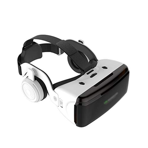 Fantastic Deal! Original VR Virtual Reality 3D Glasses Box Stereo VR Cardboard Headset Helmet for iO...