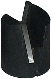 Her-Saf H0750 Quick Change Carbide Reverse Helix Cutter - 3/4