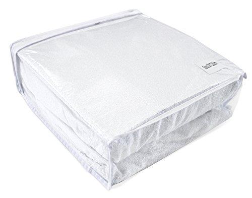 Wasserbett Topliner Schutzbezug Milbenschutzbezug Auflage 160x200cm