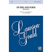 Of Fire and Form - (The Phoenix) - By Evan Mack - Choral Octavo - SATB