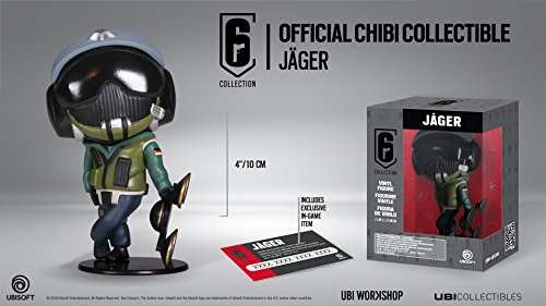 Ubisoft - Figurina Six Collection Series 2 Jager