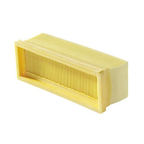 Flachfaltenfilter für Kärcher SE 5.100 & SE 6.100 (SE5.100 / SE6.100) alternativ Filter zu 6.414-498.0 / 64144980 von Microsafe®