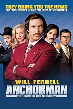 Pyramid America Anchorman Funny News Parody Movie Cool Wall Art Poster 24x36 inch