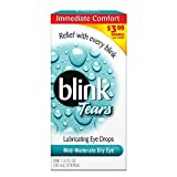 Blink Tears Lubricating Eye Drops, 1 oz.