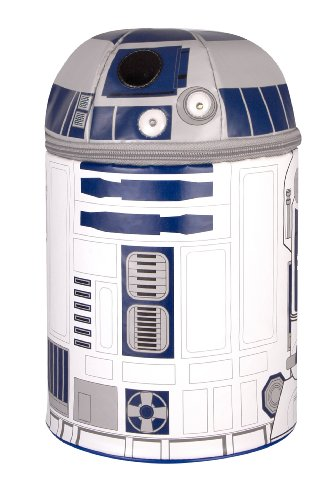Price comparison product image Thermos Novelty Lunch Kit,  Star Wars R2D2 with Lights and Sound