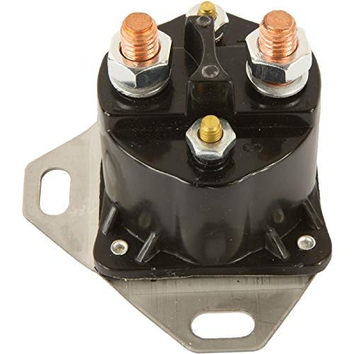 DB Electrical SFD6008 12 Volt Solenoid Relay Compatible With/Replacement For Ford-Many Models 1970-1990 10A-F1034 10-FO150 10-FO153 7-1034 240-14006
