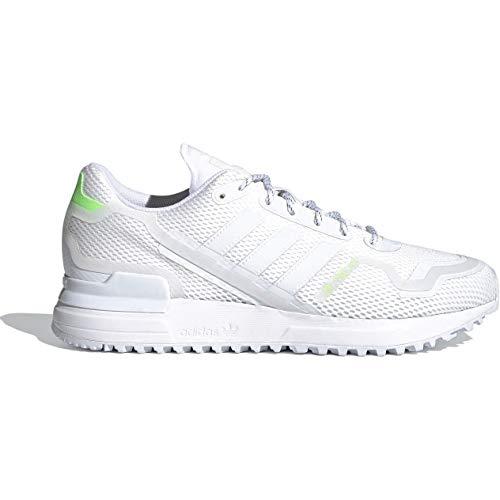 adidas Uomo ZX 750 HD Sneaker Bianco, 46 2/3