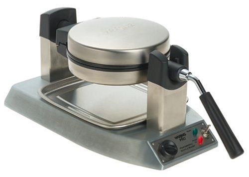 Waring WMK300 Belgian Waffle Maker, Brushed Stainless