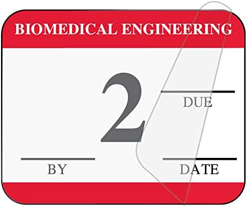 Biomedical Engineering Inspection Discount is also underway 40% OFF Cheap Sale Label 4