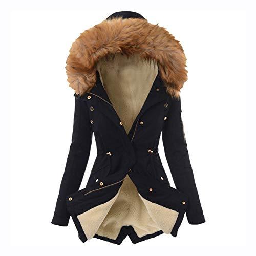 OutTop Winter Coats for Women Fleec…
