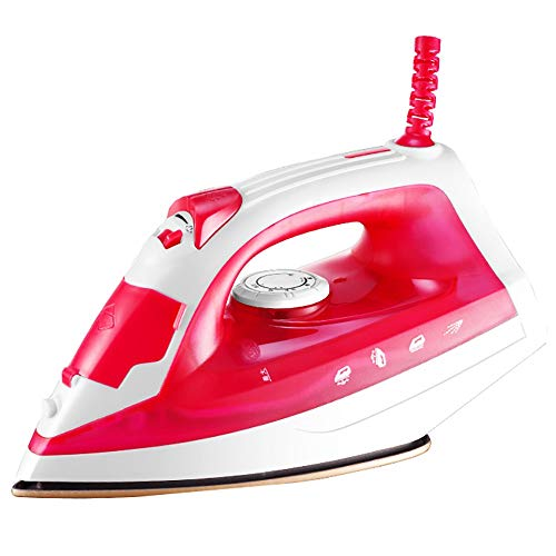 For Sale! Qi Peng Portable Handheld Electric Iron Household Steam Iron Mini Hanging Hot Machine Smal...