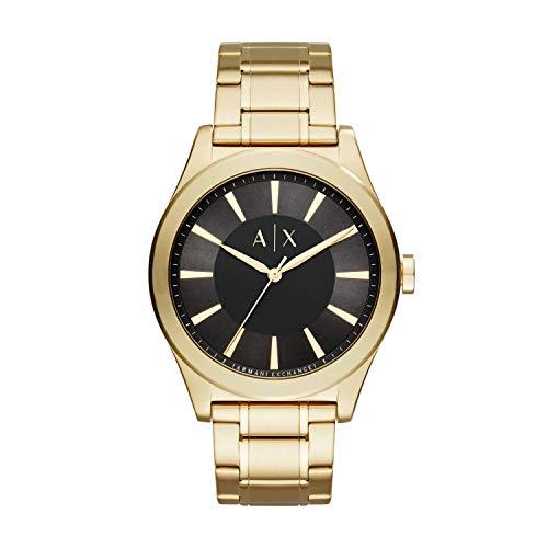 Armani Exchange Reloj para Hombre de Cuarzo con Correa en Acero Inoxidable AX2328