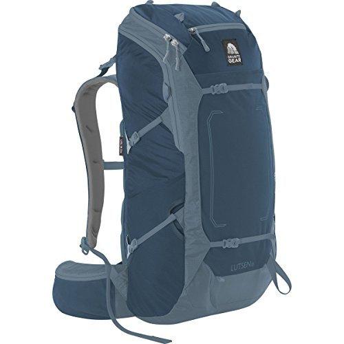 Granite Gear Lutsen 35 Backpack-Basalt/Rodin-L/XL by Granite Gear