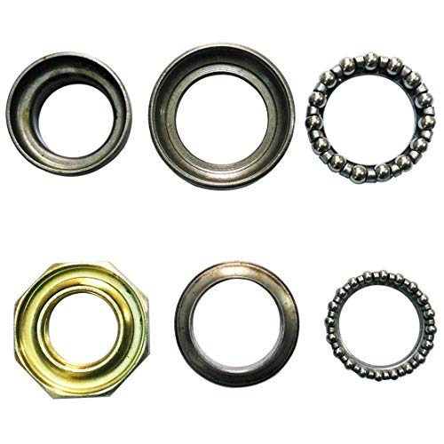 Scooter Steering Stem Head Roller Bearing Set for GY6 50 50cc 80cc 125cc
