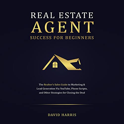 Real Estate Agent Success for Beginners cover art