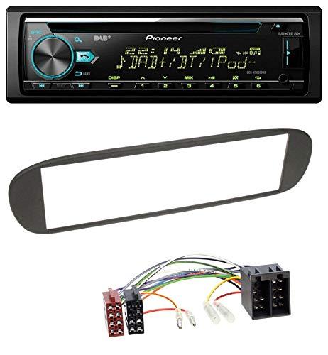 caraudio24 Pioneer DEH-X7800DAB DAB MP3 CD USB Bluetooth Autoradio für FIAT Barchetta (ab 1995)