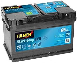 Batterie Humide 12V 74Ah 680A Ne 57220 430 Fulmen