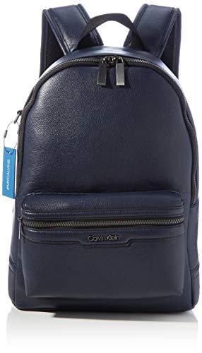 Calvin Klein Backpacks, Mochilas para Hombre, Ck Navy, One Size