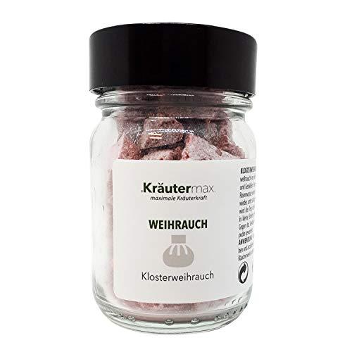 Kräutermax Kloster Weihrauch Athos 1 x 35 g Zum Räuchern