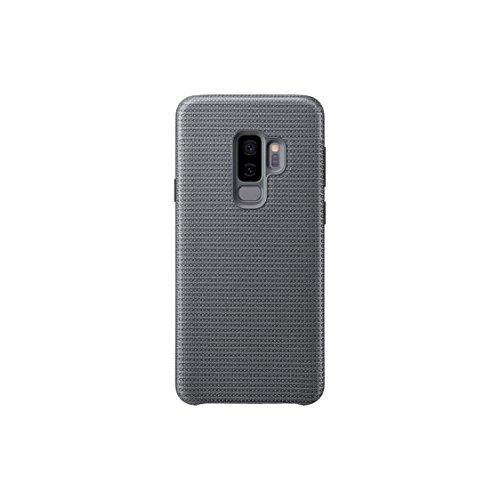 Samsung HyperKnit Cover (EF-GG965) für das Galaxy S9+, Grau