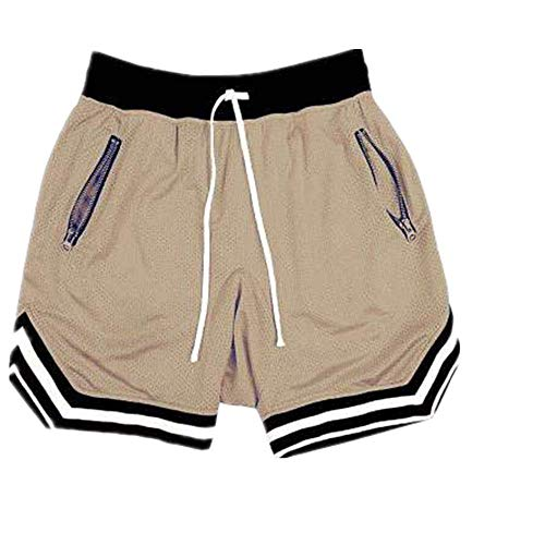 N\P Pantalones Cortos Casual Hip Hop Streetwear Masculino Gimnasios Fitness Pantalones Cortos Joggers Ropa Deportiva Fondos Culturismo Hombres Pantalones Cortos Homme