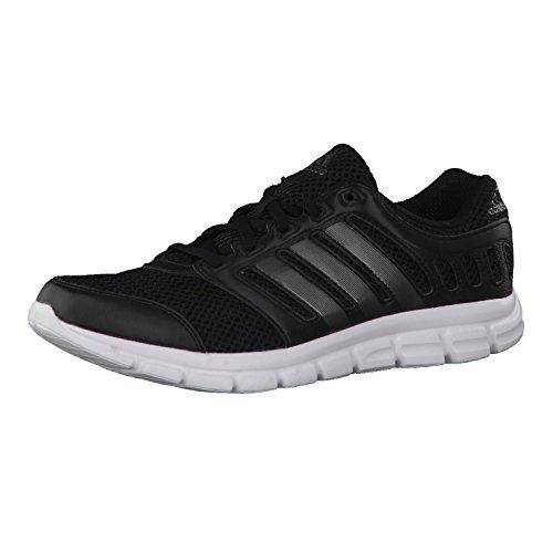Adidas Herren, Sneaker, breeze 101 2, schwarz (core black/night met. f13/ftwr white), 40 2/3 EU (7 UK)