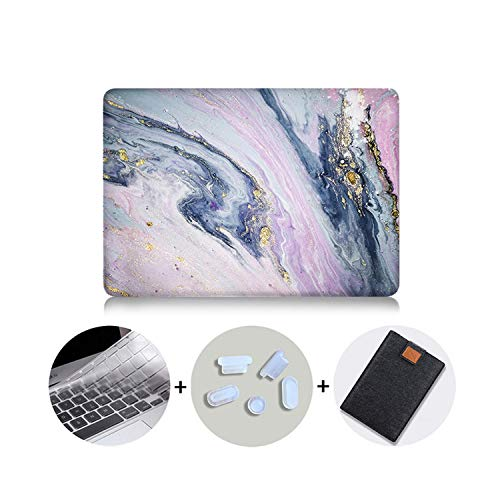Sticker Marble Case For Macbook For Air Pro Retina 11 12 13 15 16 Inch 2020 Cover For Mac Book Pro 13.3 Laptop Sleeve Coque A2289 A2251-Mb07-Pro 15 A1707 A1990