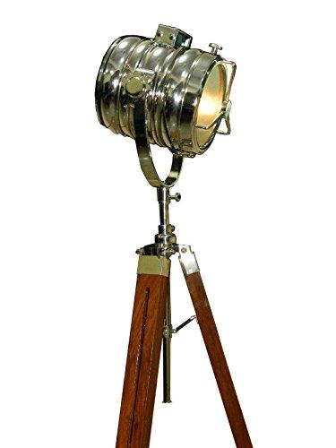 AVION '40s HOLLYWOOD STUDIO TRIPOD LAMP - Hand Made Replica