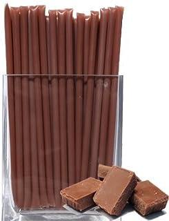 Chocolate Honeystix - Flavored Honey - Pack of 50 Stix - 250g