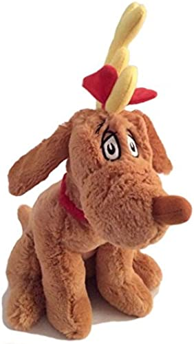 Dr. Seuss How the Grünch Stole Christmas Max Reindeer Kohls Plush by Kohls Cars for Kids