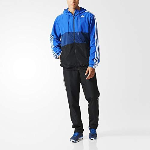 adidas TS Train WV - Chándal para hombre, color azul /...
