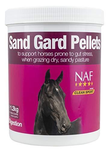 NAF Sand Gard Pellets 1,2kg - Size ONESIZE