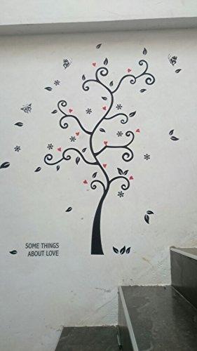 SoulSpaze rimovibile portafoto albero PVC Wall Stickers/adesivo da parete adesivi murale Art