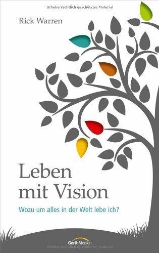 Leben mit Vision von Rick Warren (6. Januar 2014) Gebundene Ausgabe