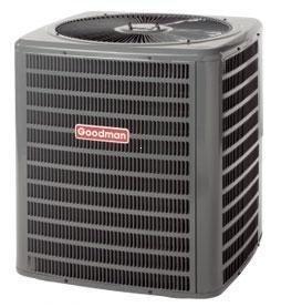 Goodman Goodman 5 Ton 16 SEER Air Conditioner R-410A GSX160611