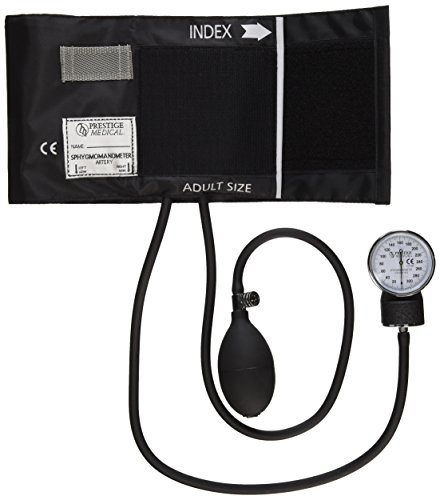 Find Cheap Prestige Medical Basic Adult Aneroid Sphygmomanometer