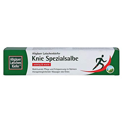 Allg�uer Latschenkiefer Knie Spezialsalbe, 50 ml
