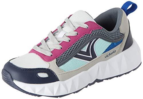 Victoria Arista Multicolor, Zapatillas Mujer, Rosa (Fucsia 43), 38 EU