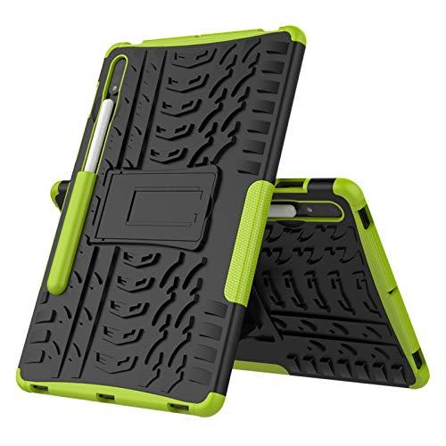 KATUMO Hülle für Samsung Galaxy Tab S7 11 Zoll Schutzhülle mit Standfunktion Hybrid Cover Tablet S7 2020 Stoßfest Robust Case SM-T870/T875