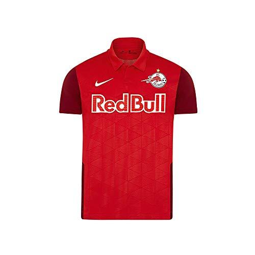 Red Bull Salzburg International Home Trikot 20/21, Youth Large - Original Merchandise