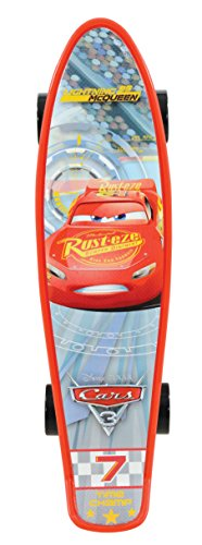 Unbekannt Cars 3m02243Disney Cruiser Skateboard