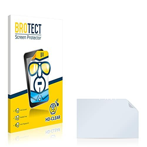 BROTECT Schutzfolie kompatibel mit Asus ZenBook Flip 13 UX363EA klare Bildschirmschutz-Folie