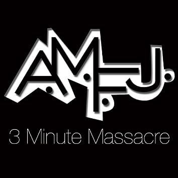 3 Minute Massacre - Single