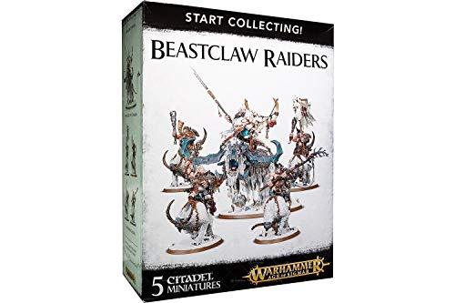 Warhammer AoS – Start Collecting! BeastClaw Raiders, 99120213018