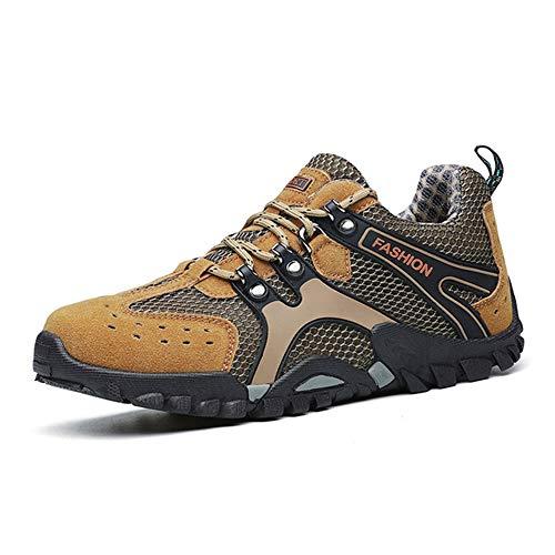 Tamaño Grande 38 46 Zapatos para Caminar Zapatos para Caminar Transpirables al Aire Libre Zapatos Deportivos Hombres Zapatos para Caminar Zapatos Deportivos para Caminar