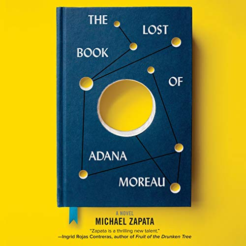The Lost Book of Adana Moreau cover art