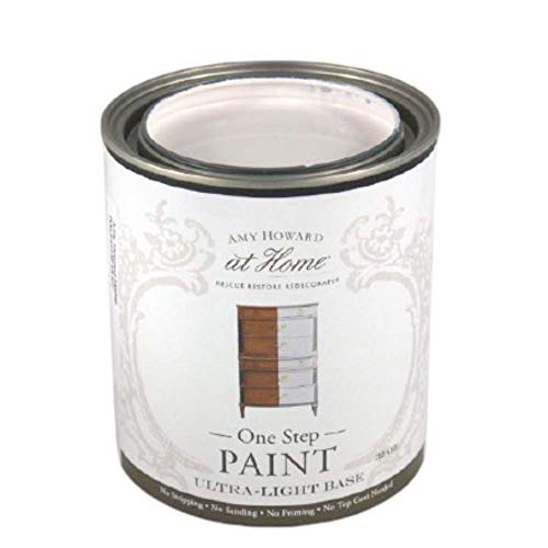 Amy Howard Home   One-Step Paint   Bauhaus Buff   Chalk Finish Paint   Eco-Friendly   No Stripping, Sanding or Priming   Multi-Surface Furniture & Cabinet Paint