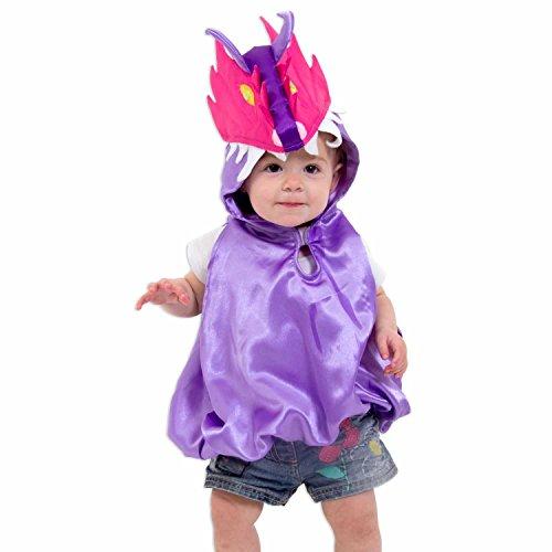 Déguisement de Dragon pour fille - Déguisement pour enfant de 0-3 ans - Déguisement pour bébé - Costume d'animal - Lucy Locket